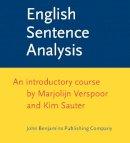 Verspoor, Marjolijn, Sauter, Kim - English Sentence Analysis: An introductory course - 9789027225665 - V9789027225665