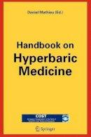 - Handbook on Hyperbaric Medicine - 9789048171170 - V9789048171170