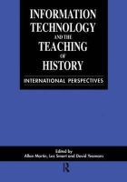 - Information Technology in the Teaching of History: International Perspectives - 9789057020247 - KHS1037940