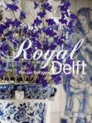van den Akker, Pim - Royal Delft - 9789058563620 - V9789058563620