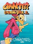 Jacob Kimvall - Graffiti Coloring Book 2: Characters - 9789185639281 - V9789185639281