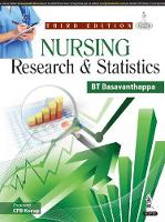 Basavanthappa, B. T. - Nursing Research & Statistics - 9789351520740 - V9789351520740