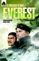 Helfand, Lewis - Conquering Everest: The Lives of Edmund Hillary and Tenzing Norgay: A Graphic Novel (Campfire Graphic Novels) - 9789380741246 - V9789380741246