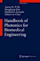 - Handbook of Photonics for Biomedical Engineering - 9789400750517 - V9789400750517