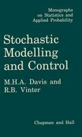 Davis, M. H. A. - Stochastic Modelling and Control - 9789401086400 - V9789401086400
