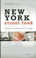 Goossens, Jacqueline; Vandenberghe, Tom - New York Street Food - 9789401403696 - V9789401403696