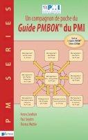 Zandhuis, Anton, Snijders, Paul - Un Compagnon De Poche Du Guide Pmbok Du - 9789401800143 - V9789401800143