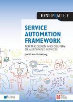 Middelburg, Jan-Willem - Service Automation Framework - 9789401800624 - V9789401800624