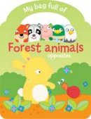 Yoyo Books - My Bag Full of Forest Animals - 9789462441279 - KEX0296315