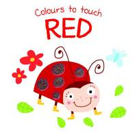Yoyo Books - Colours to Touch: Red - 9789462441798 - V9789462441798