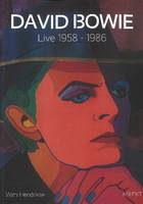 Hendrikse, Wim - David Bowie - Live 1958 - 1986 - 9789463380836 - V9789463380836