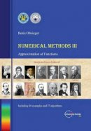 Obsieger, boris - Numerical Methods III - Approximation of Functions - 9789537919122 - V9789537919122