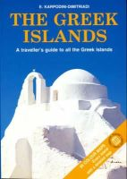 Karpodini, E. - The Greek Islands: A Traveller's Guide to All the Greek Islands - 9789602130643 - KHS1032102