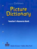 PRENTICE HALL, Longman - Longman Children's Picture Dictionary (Teacher's Resource Book) - 9789620053160 - V9789620053160
