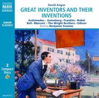 Angus, David - Great Inventors and Their Inventions - 9789626344194 - V9789626344194