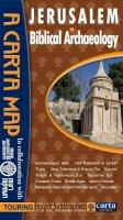 Carta Jerusalem, Baruch, Yuval - Jerusalem: Biblical Archaeology - 9789652208743 - V9789652208743