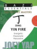 Yap, Joey - Ding Yin Fire - 9789675395192 - V9789675395192