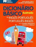 Porto Editora - Illustrated English-Portuguese & Portuguese-English Dictiona (English and Portuguese Edition) - 9789720016423 - V9789720016423