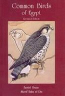 Bertel Bruun - Common Birds of Egypt - 9789774242397 - V9789774242397