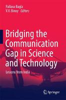 - Bridging the Communication Gap in Science and Technology: Lessons from India - 9789811010248 - V9789811010248