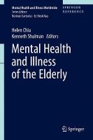 - Mental Health and Illness of the Elderly (Mental Health and Illness Worldwide) - 9789811024122 - V9789811024122