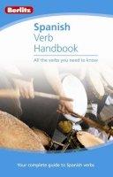 Berlitz Publishing - Spanish Verb Handbook (Handbooks) (English and Spanish Edition) - 9789812686770 - V9789812686770