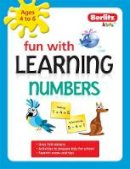 Berlitz Publishing - Berlitz Language: Fun with Learning: Numbers (4-6 Years) - 9789812688439 - V9789812688439