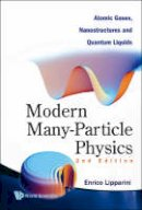 Lipparini, Enrico - Modern Many-Particle Physics - 9789812709325 - V9789812709325