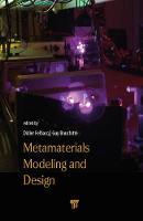 Felbacq, Didier, Bouchitté, Guy - Metamaterials Modelling and Design - 9789814316125 - V9789814316125