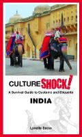 Lynelle Seow - CultureShock! India (Cultureshock! Guides) - 9789814561471 - V9789814561471
