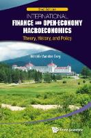 Hendrik Van den Berg - International Finance and Open-Economy Macroeconomics: Theory, History, and Policy: 2nd Edition - 9789814730242 - V9789814730242