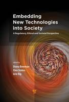 - Embedding New Technologies into Society: A Regulatory, Ethical and Societal Perspective - 9789814745741 - V9789814745741