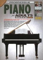 Gelling, Peter - Progressive Piano for Adults - 9789829118097 - V9789829118097