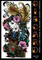 Revista Arte Tattoo - Giscard V.1 - 9789873762222 - V9789873762222