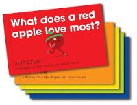 Viction Viction - Flip & Fun Fruits: A Flipbook for Little Fingers and Colour Lovers - 9789887714927 - V9789887714927