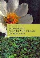 Hörður Kristinsson, Sigurður Valur Sigurðsson - A Guide to the Flowering Plants and Ferns of Iceland 2010 - 9789979331582 - V9789979331582