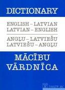Mozere, R.; Millere, A. - English-Latvian & Latvian-English Dictionary - 9789984179629 - V9789984179629