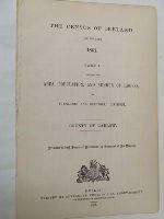 - [Census of Ireland 1861 - Carlow] -  - BP0127969