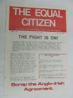 - The Equal Citizen: February 1986; No.4 -  - KAS0004165