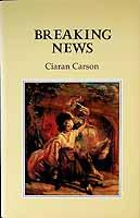 Carson, Ciaran - Breaking News -  - KCK0001266