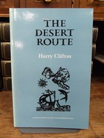 Clifton, Harry - The Desert Route Selected Poems 1973-1988 -  - KCK0001277