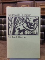 Hartnett, Michael - A Farewell to English and Other Poems -  - KCK0001310