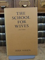 Mahon, Derek - The School for Wives after Moliere -  - KCK0001347