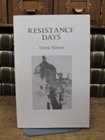 Mahon, Derek - Resistance Days With Drawings by Michael Kane -  - KCK0001361