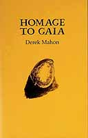 Mahon, Derek - Homage to Gaia (with drawings by Hammond Journeaux) -  - KCK0001369