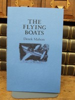Mahon, Derek - The Flying Boats with monoprints by Michael Kane -  - KCK0001382