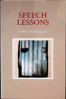 Montague, John - Speech Lessons -  - KCK0001410