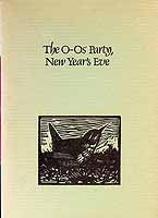 Muldoon, Paul - The O-O's Party,New Year's Eve -  - KCK0001414