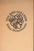 Ní Chuilleanáin, Eiléan - The Rose- Geranium -  - KCK0001431