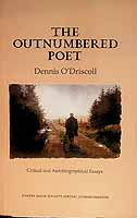 O'Driscoll, Denniss - The Outnumbered Poet Critical and Autobiographical Essays -  - KCK0001441